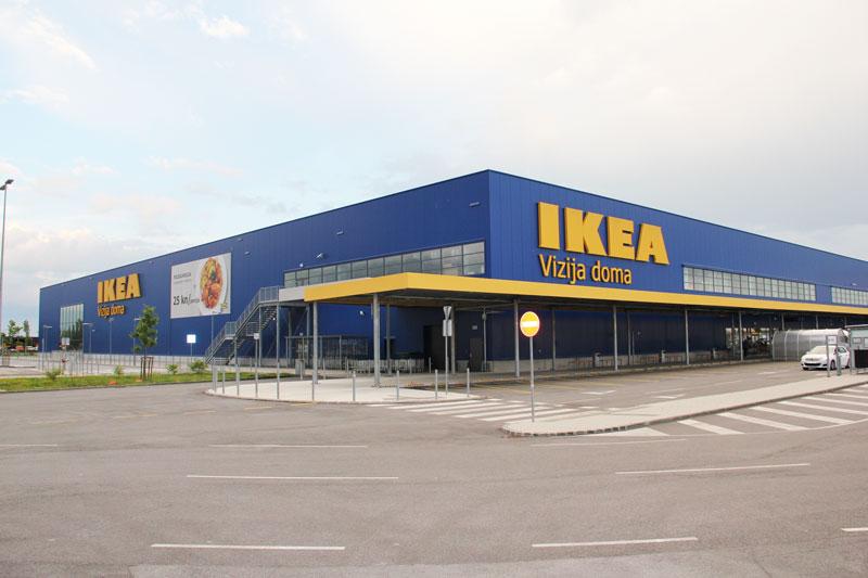 Ikea Kroatien